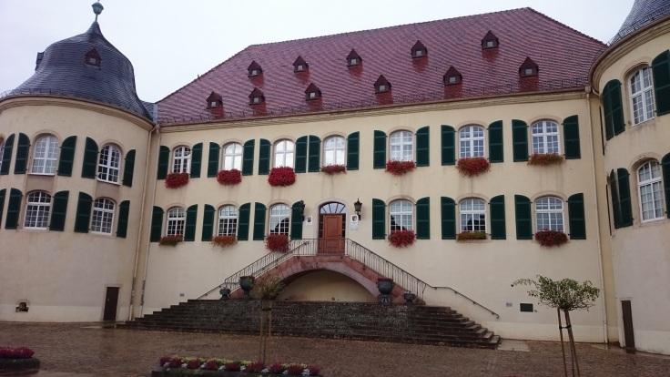 Sonntagsspaziergang_Croissant_Pfalz_Kneipp Bergzabern_Schloss